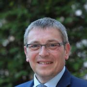Photo élu, Ludovic Boutillier