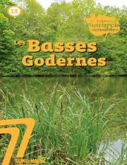 Espace naturel sensible - Les Basses Godernes