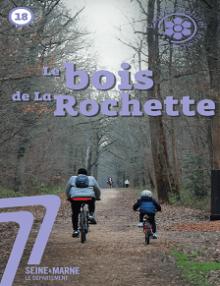 Espace naturel sensible, Le bois de La Rochette