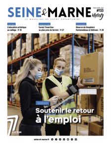 Couverture du Seine & Marne mag n°133
