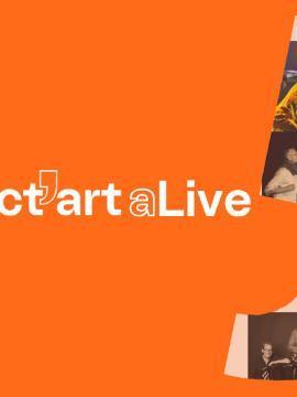 L'affiche d'Act'Art aLive