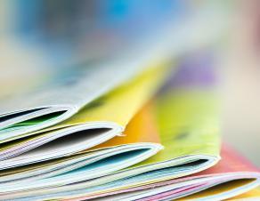 Des publications empilées