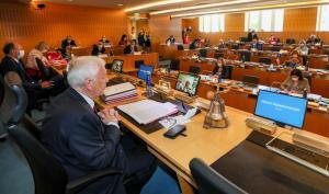 Séance publique du Conseil départemental de Seine-et-Marne