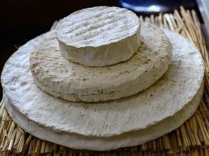 Trois fromages de la Seine-et-Marne