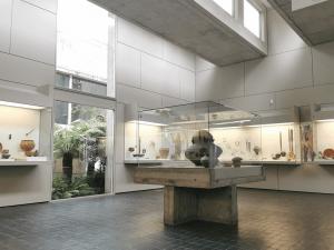 collections permanentes au musée de Préhistoire