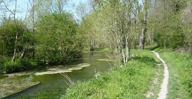 Espace naturel sensible - La rivière