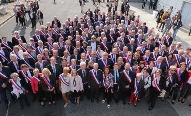 Maires de Seine-et-Marne
