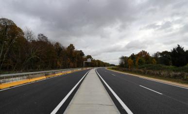 4 voies départementale