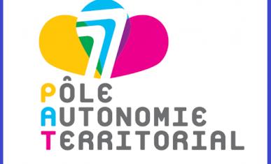 Logo des pôles d'autonomie territoriaux