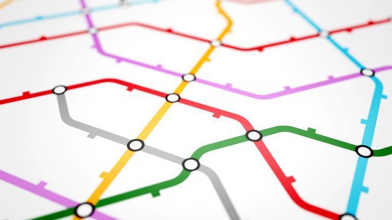 Plan du métro