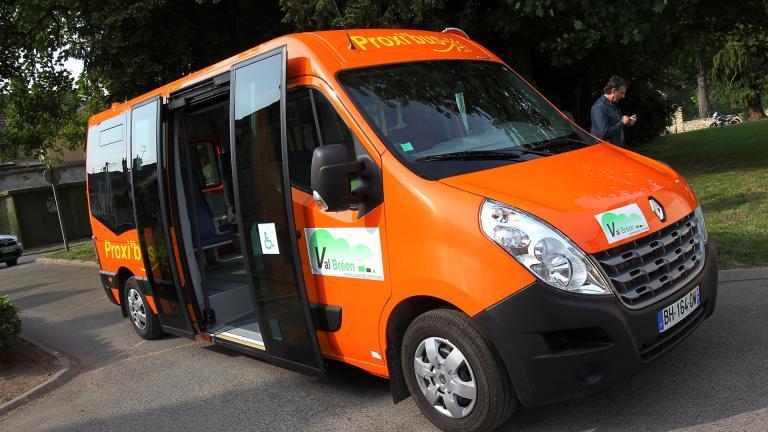 Transport à la demande, Proxi'bus