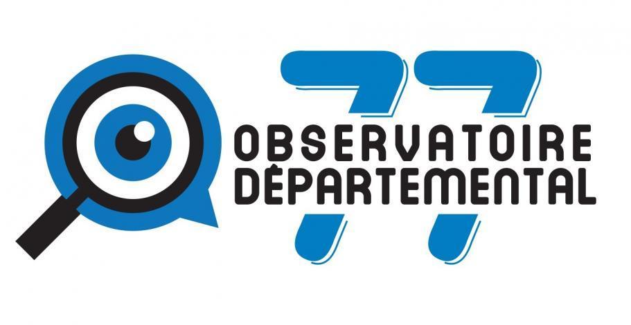 Logo de l'Observatoire départemental du 77
